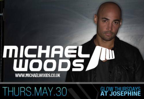 Michael Woods @ Josephine