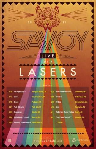 Savoy @ Skully's Music-Diner