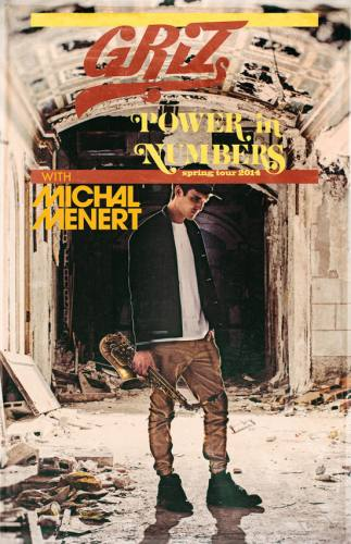 Griz w/ Michal Menert @ Jefferson Theater