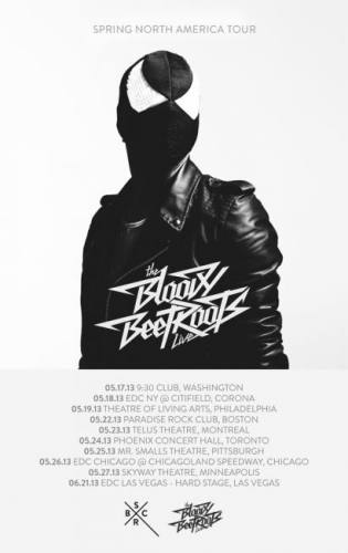 Bloody Beetroots @ Mr. Smalls Theatre