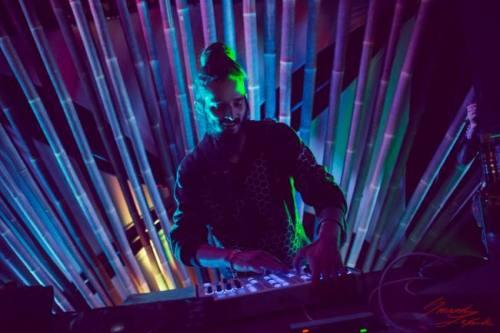 Andreilien (Heyoka) / Aligning Minds / The Morkestra / Kolourz @ Asylum