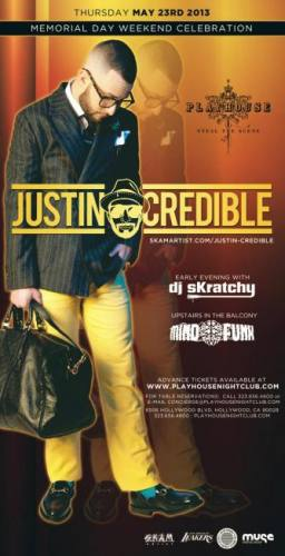 SKAM Thursday feat Justin Credible