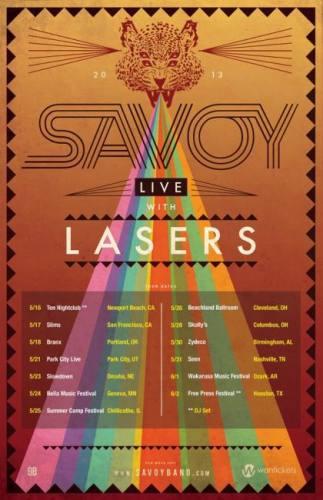 Savoy @ Slowdown