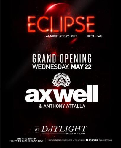 Axwell @ Daylight Beach Club