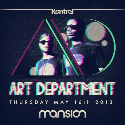 Art Department @ Mansion (05-16-2013)