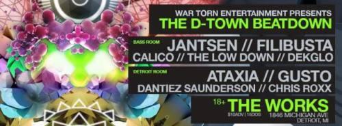 The D-Town BeatDown