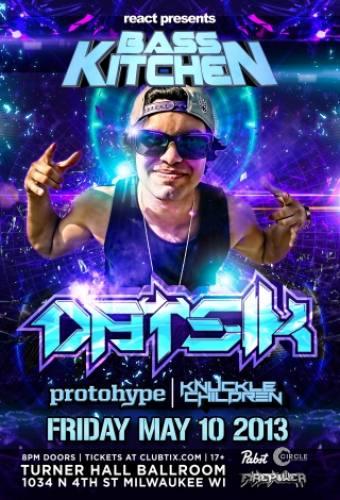 Datsik @ Turner Hall Ballroom