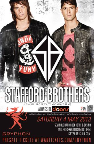 Stafford Brothers @ Gryphon