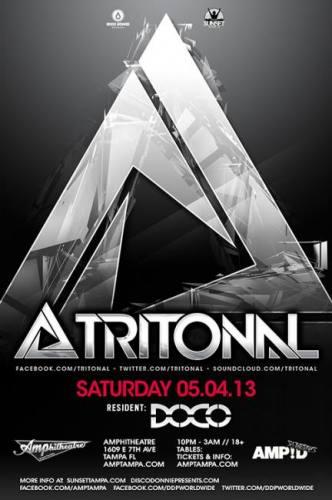 Tritonal @ Amphitheatre Event Facility