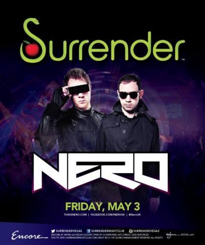 Nero @ Surrender Nightclub (05-03-2013)