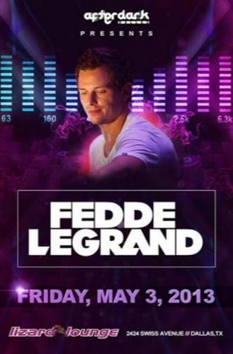 Fedde Le Grand @ Lizard Lounge