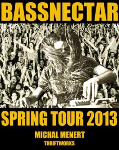 Bassnectar @ Electric Factory (05-02-2013)