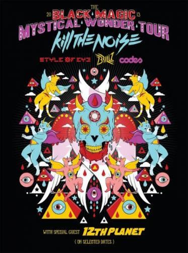 Kill The Noise, 12th Planet, & Brillz @ Regency Ballroom