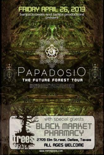 Papadosio @ Trees