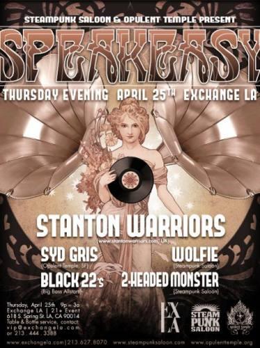 Stanton Warriors @ Exchange LA