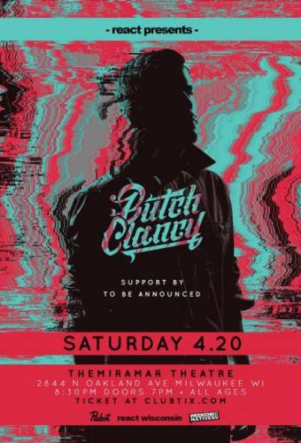 4.20 Butch Clancy at The Miramar Theater