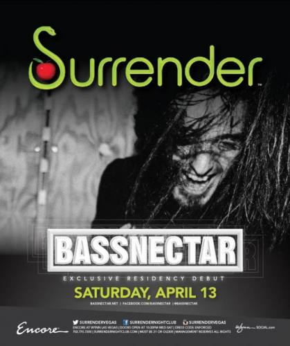 Bassnectar @ Surrender Nightclub