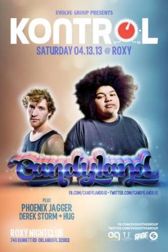 Candyland @ Roxy Nightclub