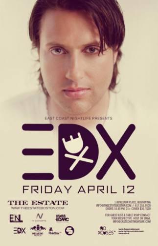 EDX @ The Estate