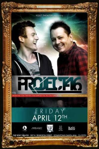 Project 46 @ Yost Theater