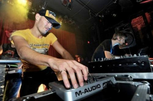 PANTyRAiD @ The Blue Note