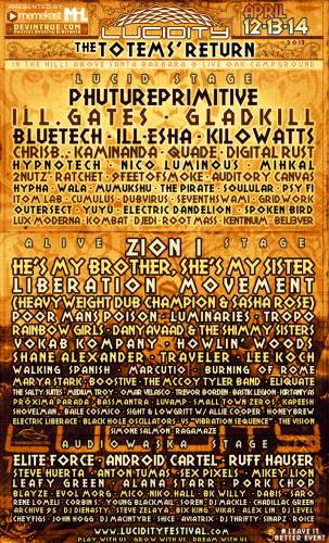 Lucidity Festival 2013