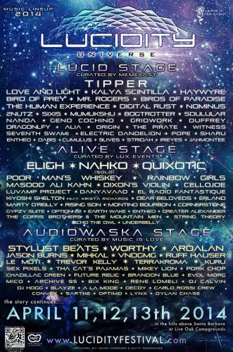 Lucidity Festival 2014
