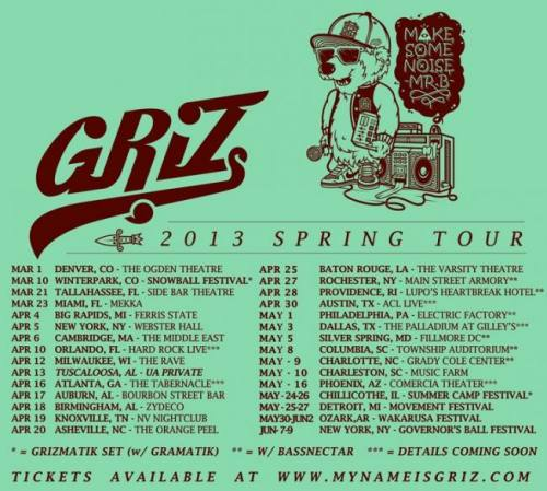 GriZ @ The Middle East