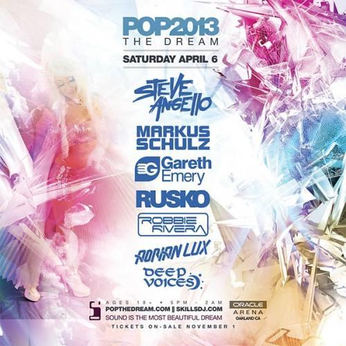 POP 2013 - THE DREAM