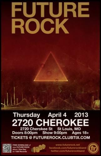 Future Rock @ 2720 Cherokee