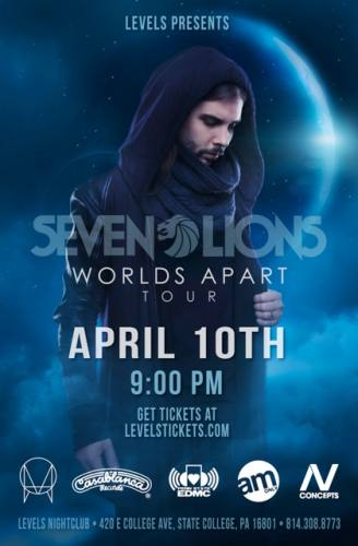 Seven Lions @ State College