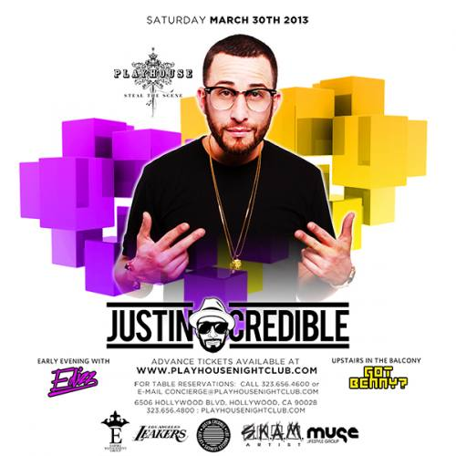 Friends With Benefits feat Justin Credible