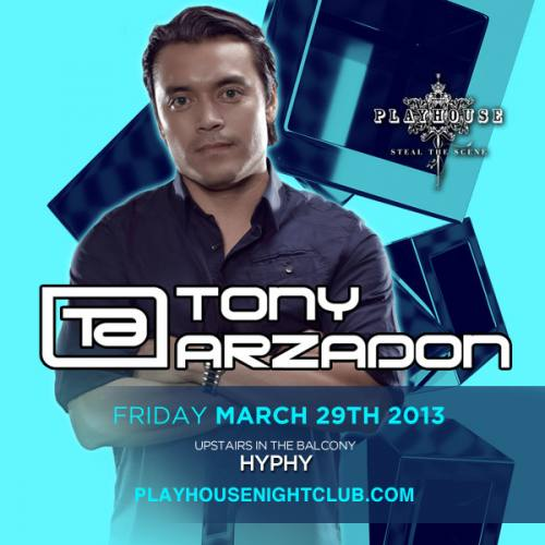 Dirty Sexy House feat Tony Arzadon