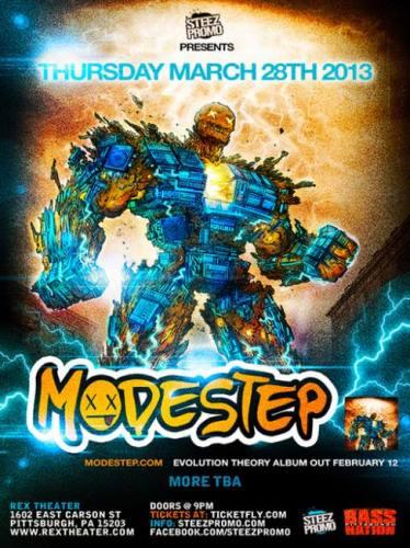 Modestep @ Rex Theater
