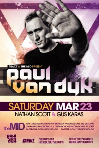 Paul van Dyk @ The MID