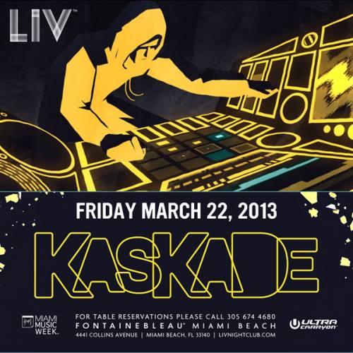 Kaskade @ LIV Nightclub