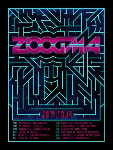 Zoogma @ WorkPlay Theatre
