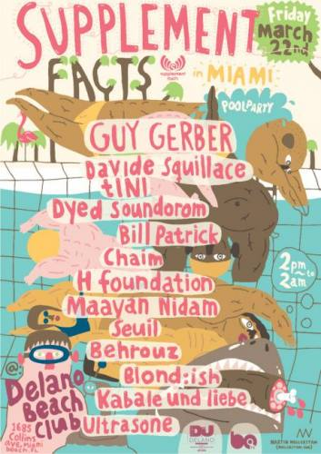 Guy Gerber @ Delano Beach Club