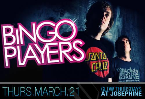 Bingo Players @ Josephine