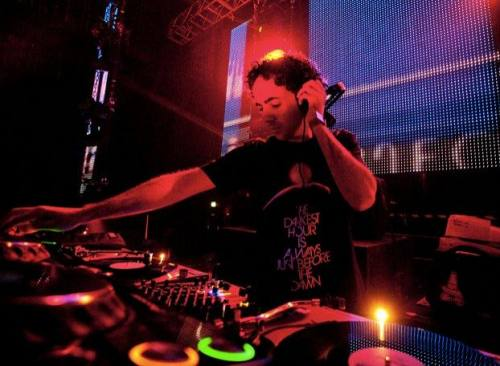 High Contrast, Camo & Krooked, and Fred V & Grafix @ Middle East