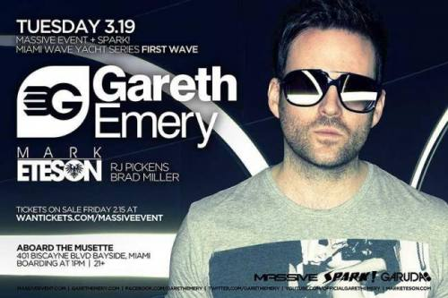 Gareth Emery on The Musette