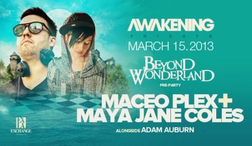 Awakening with Maya Jane Coles & Maceo Plex