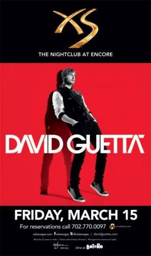 David Guetta @ XS Las Vegas (03-15-2013)