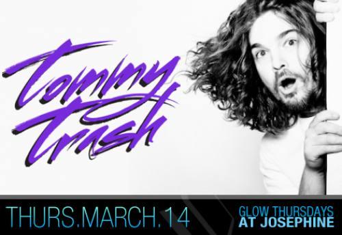 Tommy Trash @ Josephine (03-14-2013)
