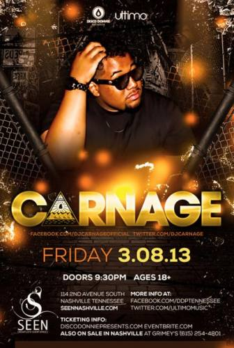 Carnage @ Seen