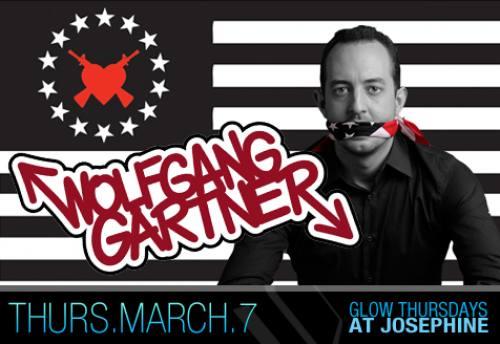 Wolfgang Gartner @ Josephine