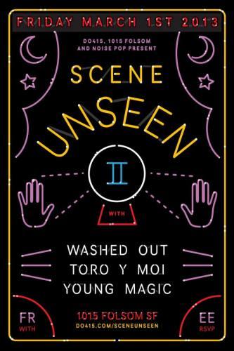 Scene Unseen 03-01-13
