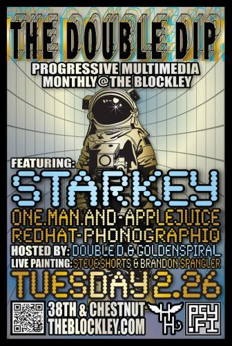 The Double Dip, ft. Starkey @ The Blockley