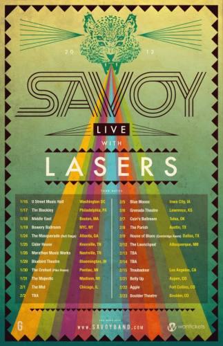 Savoy @ Aggie Theatre