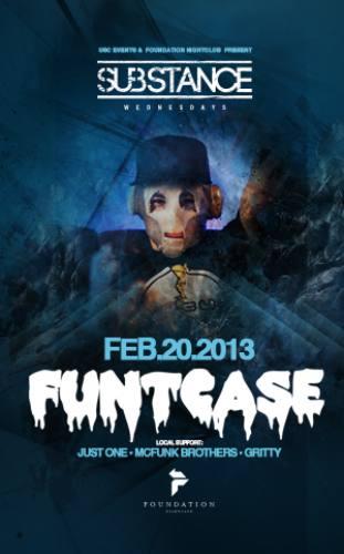 Funtcase @ Foundation Nightclub